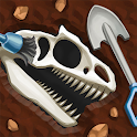 Dino Quest: Dig & Discover Dinosaur Game Fossils icon