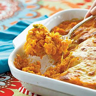 Sweet Potato–Jalapeño Casserole.