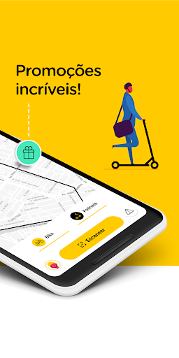 Yellow - Scooter and Bike sharing Apk apps 3
