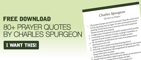 Charles Spurgeon Quotes on Prayer