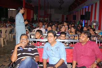 Photo: Audience Round