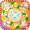 Jewels Candy Frenzy Hexagon icon