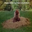 Julia\'s Whack a Mole