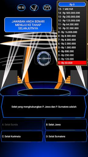 Kuis Milioner Indonesia 1.0.0 screenshots 3