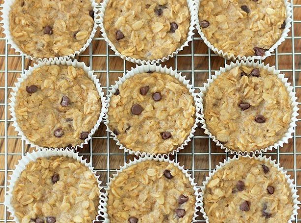 Baked Oatmeal Cupcakes To Go Recipe