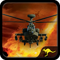 Gunship Helicopter War 3D icon