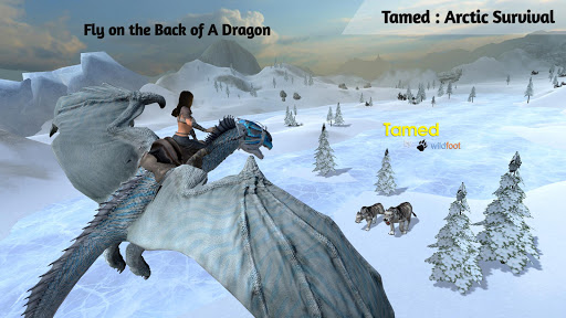 Tamed : Arctic Survival apktram screenshots 2