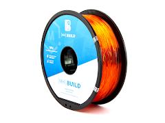 Translucent Orange MH Build Series TPU Flexible Filament - 3.00mm (1kg)