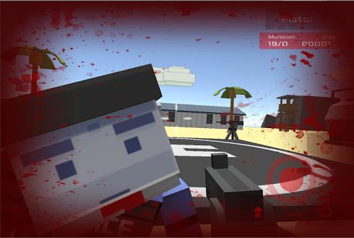Block Of Zombies CraftWar Free