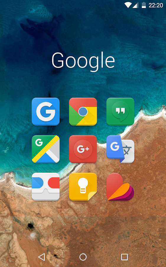 Snackable Icon Pack- screenshot