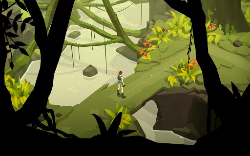 Lara Croft GO v1.0.50232 [Mod Hints]