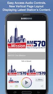 AM 570 The Mission - screenshot thumbnail