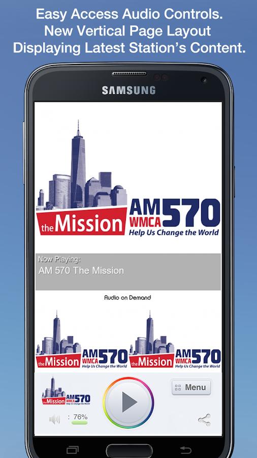 AM 570 The Mission - screenshot