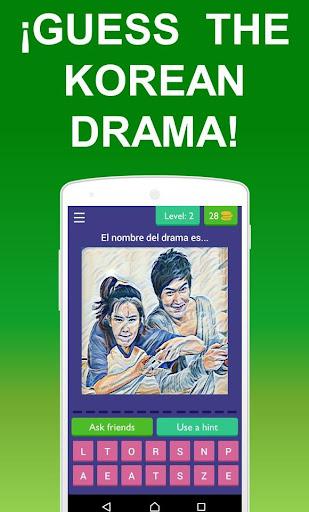 Guess Korean Drama screenshot