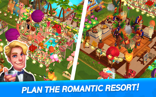 My Little Paradise : Resort Management Game android2mod screenshots 13