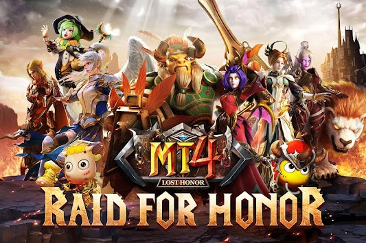 MT4-Lost Honor image