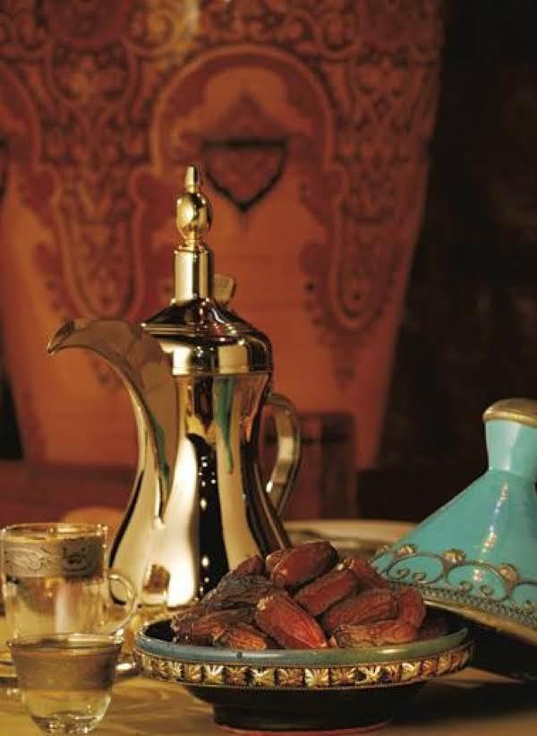 Traditional Bahraini Cardamom Coffee Recipe