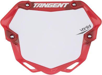 Tangent Pro Ventril 3D Number Plate - Translucent alternate image 3