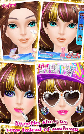 Make-Up Me: Superstar Screenshot