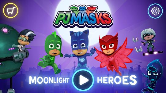 PJ Masks™: Moonlight Heroes 1