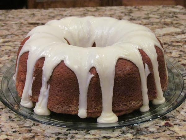 Abundant Flavorsome Bundt Cake Recipe