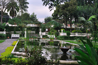 Photo: The Garden of Dreams, Kathmandu