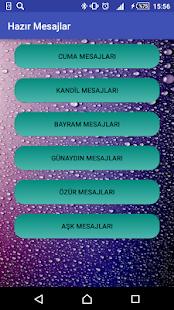 Ready Messages- screenshot thumbnail