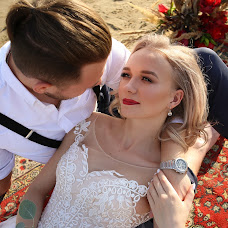 Wedding photographer Kseniya Glazunova (Glazunova). Photo of 08.09.2018