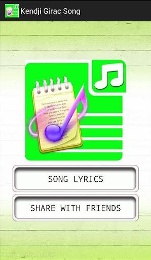 All Lyrics of Kendji Girac