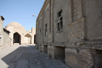 Photo: Day 164 - Very Old Building in Bukhara