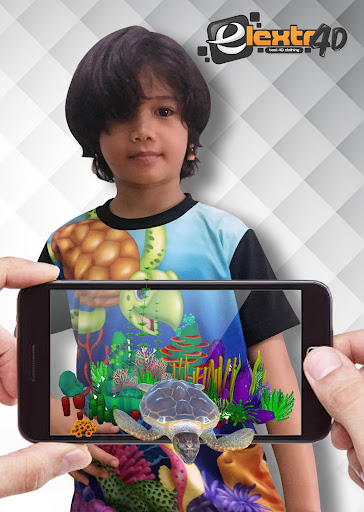 t-shirt Animal for Kids Augmented Reality 1.0 screenshots 1