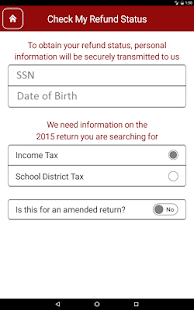 Ohio Taxes- screenshot thumbnail