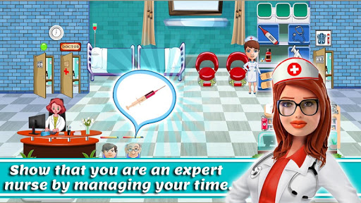 Doctor Story : Hospital Simulator Game