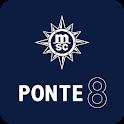 Ponte 8 icon