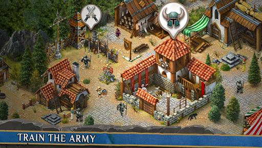 CITADELS ud83cudff0  Medieval War Strategy with PVP screenshots 13