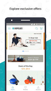 ShopClues: Online Shopping App screenshot 00