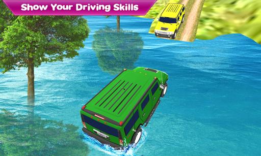 Crazy Taxi Jeep Drive 1.9 screenshots 8