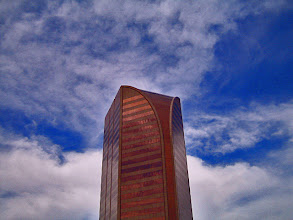 Photo: Scraping The Sky, Downtown Phoenix