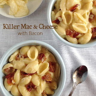 Killer Mac and Cheese with Bacon