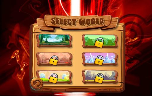 Shinobi Ninja Jungle Runner apkdebit screenshots 2