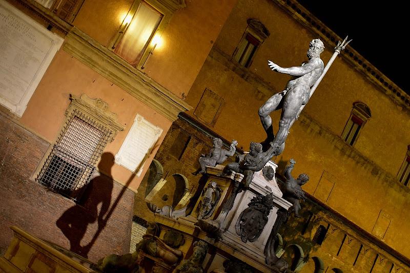 Fontana del Nettuno- Bologna di zolli