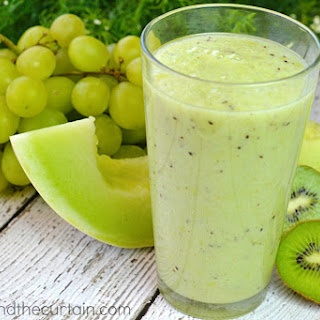 Honeydew Kiwi Smoothie Recipe