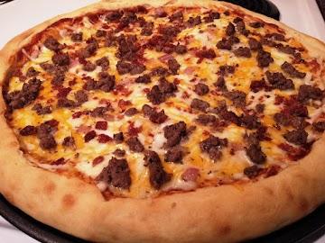Susie's Bacon Cheeseburger Pizza Recipe