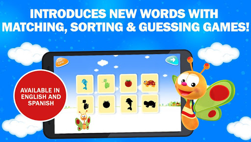 First Words - by BabyTV 1.0.5 screenshots 1