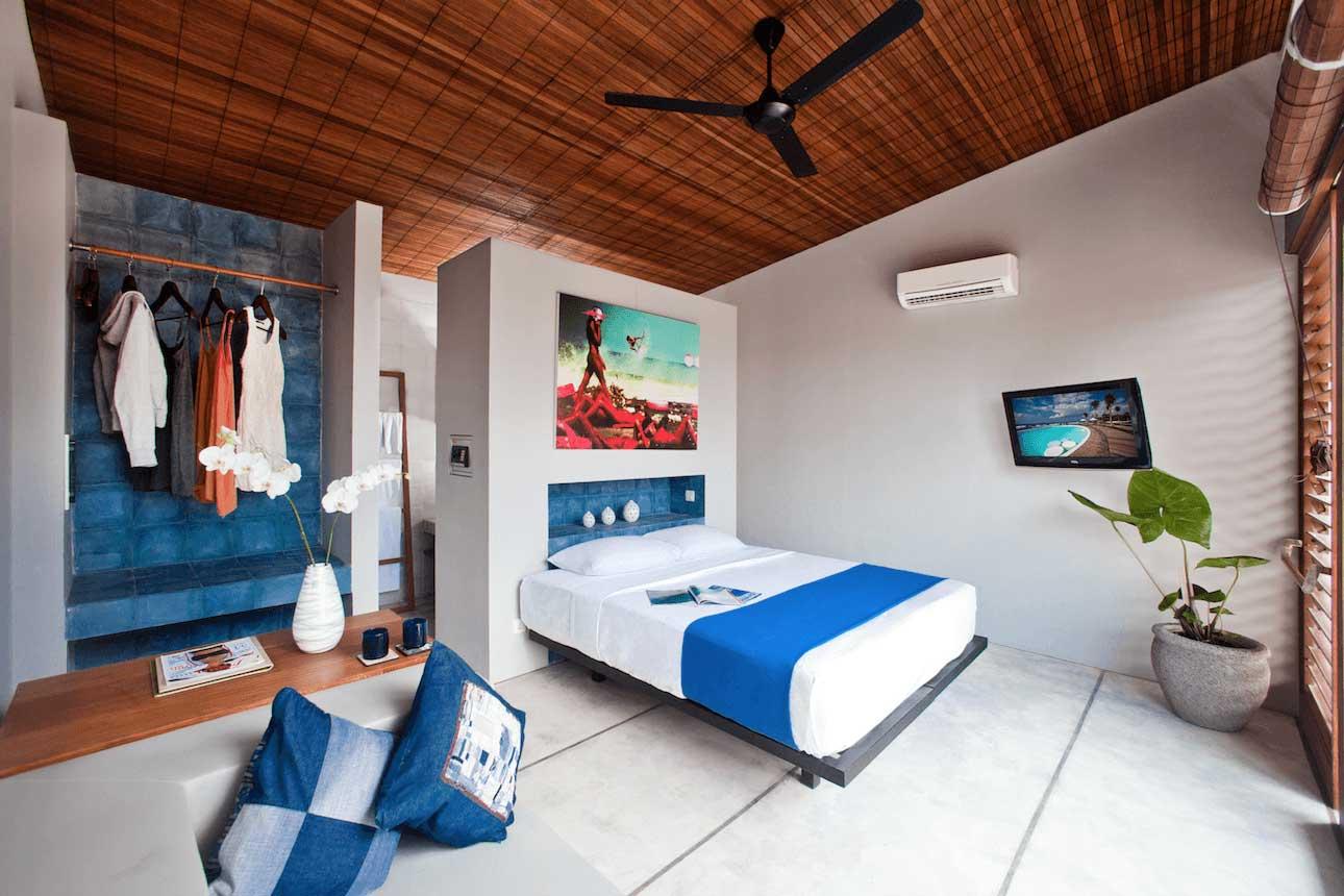 komune resort double room
