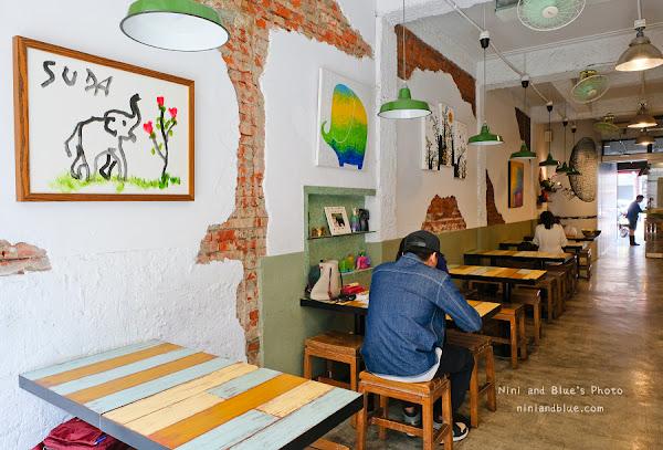 忠孝夜市 | Thai 泰好喝飲食店,台中夜市中也有濃濃泰式文青風美食
