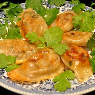 Betsy's No Garlic Easy Caramelized Onion and Mushroom Pierogi
