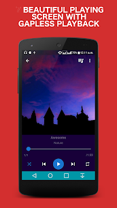 Music Player Mp3 Pro APK by AndroidRockers 1