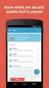 Raft: Public Transport App screenshot 0