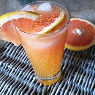 Grapefruit & Clementine Fizz.